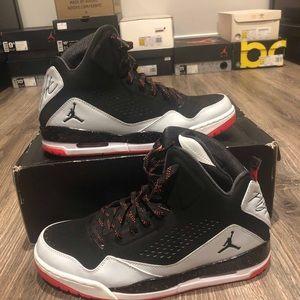 Jordan SC-3 'Black Pure Platinum'